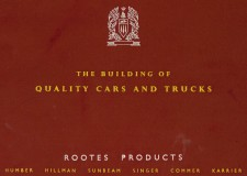The Building of Quality Cars and Trucks - part 1