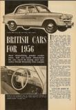 MOMO5512 British Cars for 1956 small