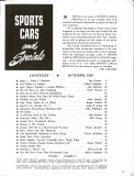 Sports Cars and Specials 5610 contents small